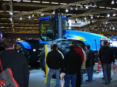 salon international du mat riel agricole villepinte 2009